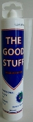The Good Stuff Silicone Caulk - Clear